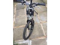 Shockwave bikes XT950 full suspension .Alloy 6061 .