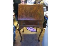 Antique Bureau Writing Desk