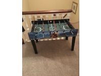Fusball kids Football table game