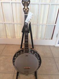Tanglewood Tenor Banjo