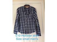 Hollister men's shirt