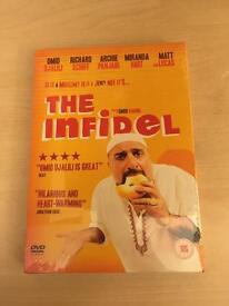 The Infidel DVD Movie