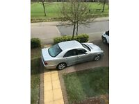 Mercedes E240 W210 2001 80900Miles! Very well cared for