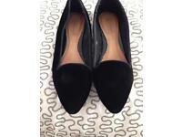 Topshop ladies shoes, size 5