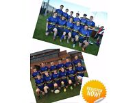 Lisburn RFC Junior Rugby Academy, 11-18yr olds