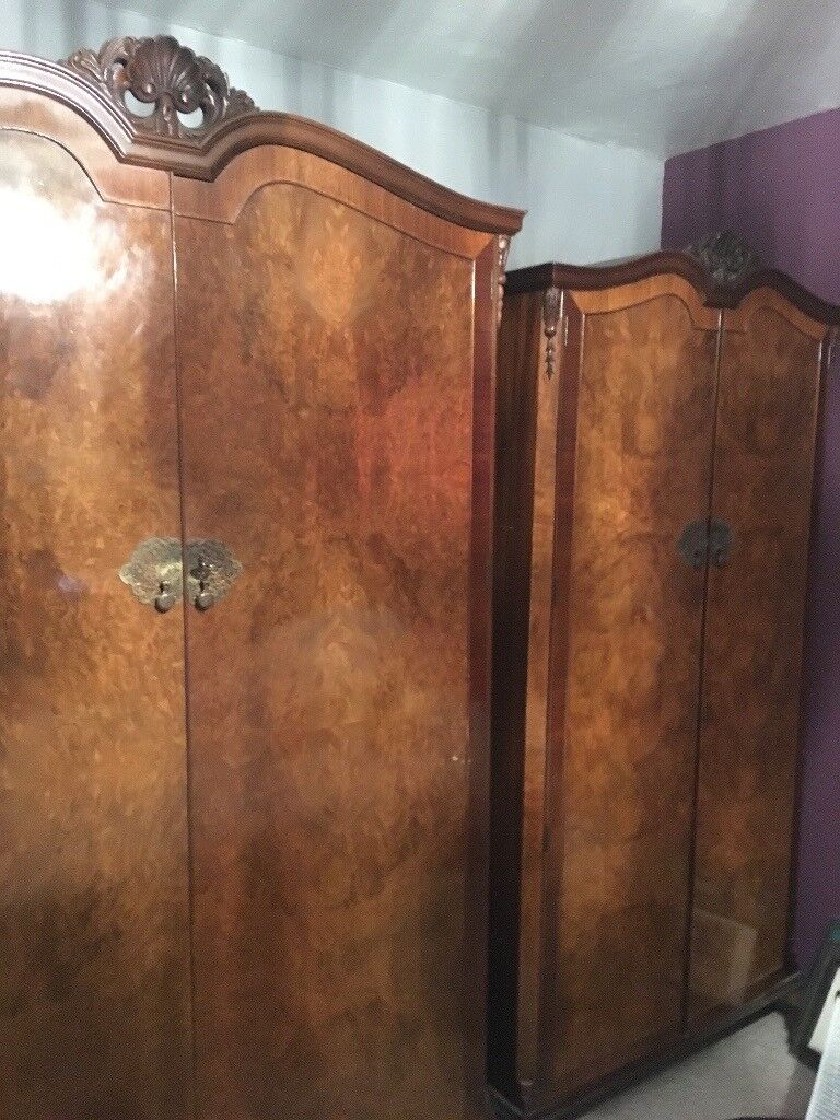 louis xv armoire wardrobes wardrobe oak storage antique mirrored pieces armoires furniture french provincial case door listings