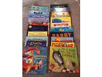 Kids books-x20