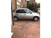 Nissan Micra. 5 door hatchback excellent runner. Mot Oct 18. Very clean body clean inside. Many extr