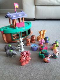 Fisher Price Little People Noah's Ark