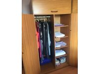 Pair of double wardrobes