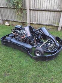 Very Rare 125cc Shifter Go Kart