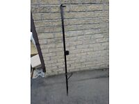 BEACH ROD REST FOOT REST TO DRIVE INTO SAND 55 INCH - 140 cm - SOLID - refurbished