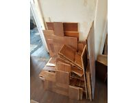 Old parkay flooring excellent condition