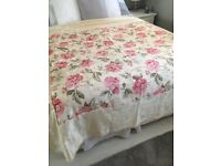 Lovely Double Size Duvet cover & Pillow Cases