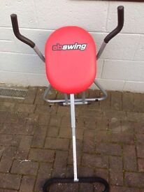 RED AB SWING - EXCELLENT CONDITION!!!!!