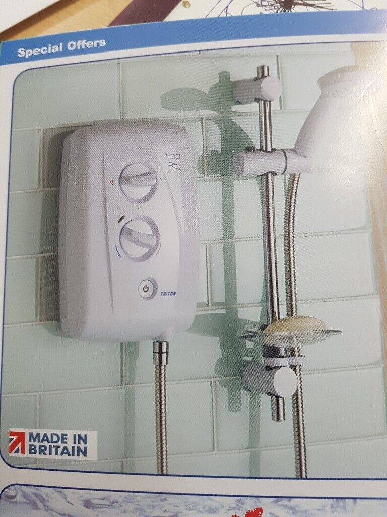 Triton T80z Fast Fit Electric Shower In Sheffield South Yorkshire How To Wire An