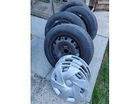 Seat Ibiza Wheels