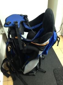 B square Baby carrier