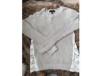 forever 21 wool knit jumper