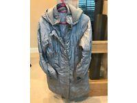 M&S girls coat. Aged 11-12