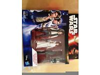 Star Wars - Han Solo and Princess Leia - A New Hope Figures