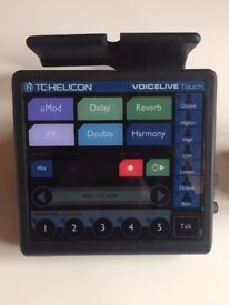 TC Helicon VoiceLive Touch Vocal Effects Processor and Looper