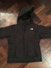 North Face Women's Black Morph Down Jacket