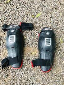 Alpinestar knee pads