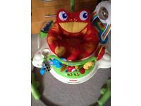 Fisher Price Jungle Jumperoo, Box, Instructions, All Parts, All Working