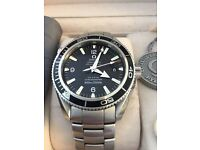 Omega Seamaster Planet Ocean watch - 600m depth