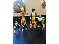 Dragon ball-z figures
