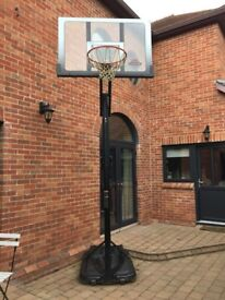 Lifetime 54 Inch Steel Framed Portable Basketball System