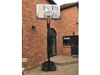 Lifetime 54 Inch Steel Framed Portable Basketball System
