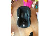Maxi Cosi group 1 toddlers car seat