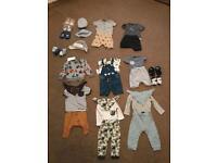 Boys Clothes bundle 9-12 Months