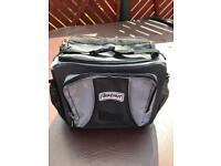 Bike Handle bar bag/carrycase.