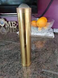 Brass polished kaleidoscope