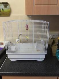 Small bird cage £10