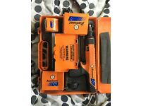 Ramset ts750p nail gun