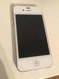 iPhone 4s 16gb (White) Unlocked