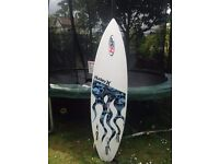 """Great NSP 6'4"""" surfboard for sale"""