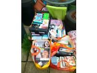 Large bundle of items