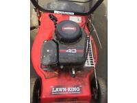 2 petrol lawn mowers for sale £60 Each