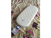 Moses basket mattress - mamas and papas