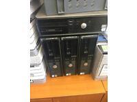 Dell optiplex 755 Computer PC Desktop Work Office station Tower