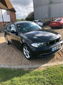 Bmw 1 serise 118d (AUTO ONE 1 OWNER FROM NEW FULL HISTORY LEATHER SEATS)