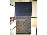 Dell OptiPlex 990 - i7-2600 CPU (3.40Ghz) 16GB RAM, 400GB HDD, ATi Graphics, Windows 7