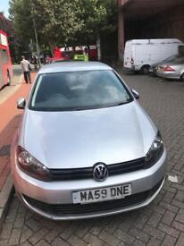 Vw Golf tsi 1.4s litre hatchback