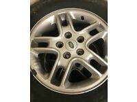 Land Rover Discovery wheels & Tyre