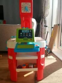 ELC toy kitchen with accessories